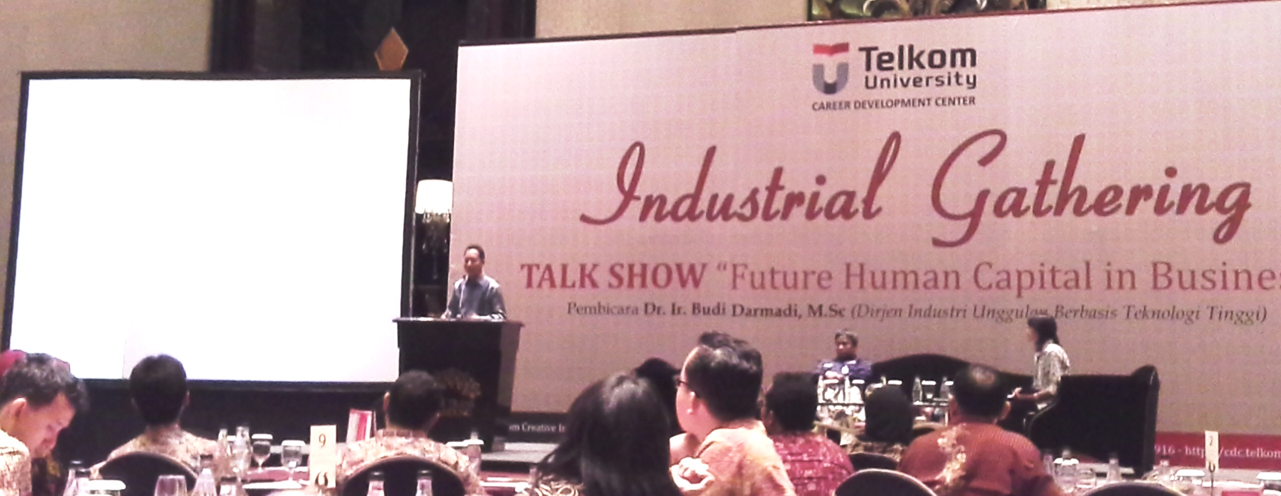 Telkom University Industrial Gathering