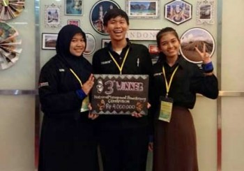 Tel-U Juara 3 National Management Brainstorming Competition 2015